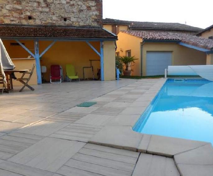 Maison centre Gaillac